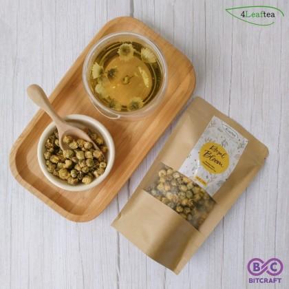 4Leaftea Royal Bloom Premium Baby Chrysanthemum Flower Tea 50g Teh Bunga Kekwa