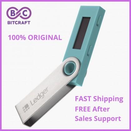 Ledger Nano S Bitcoin Cryptocurrency Hardware Wallet Genuine Original [Ready Stock]