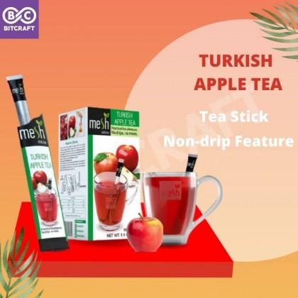 MESH Tea Stick Bag Pomegranate Apple Earl Grey Green Tea